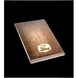 Notizbuch des Kartographen